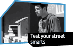 Test Your Street Smarts