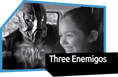Three Enemigos