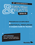 Program Evaluation - ReVIEW & Rate