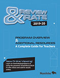 Program Guide - ReVIEW & Rate 2020