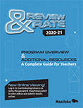 Program Guide - ReVIEW & Rate 2021